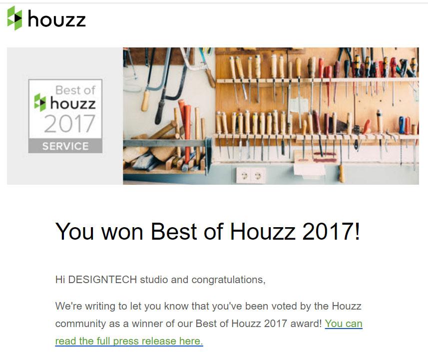Houzz Marketing For Interior Designers: DESIGNTECH Studio DESIGNTECH Studio